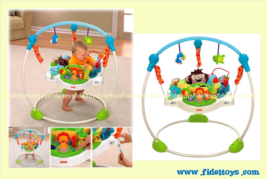Merk:FISHER PRICE – FIDELTOYS