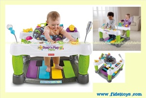 No.138 Fisher Price Step & Play Piano