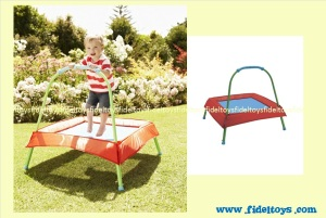 No.139 ELC RedBlue Junior Trampoline