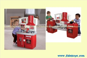 No.145 Little Tikes Cook Grow Kitchen